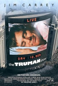 Movie Poster of Truman Show